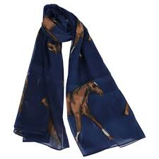 GRAYS Horse scarf NV