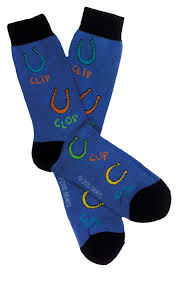 Grays Clip Clop Socks