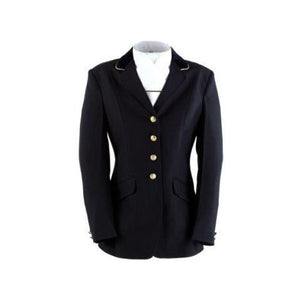 DL Ashby riding jacket NVY C6