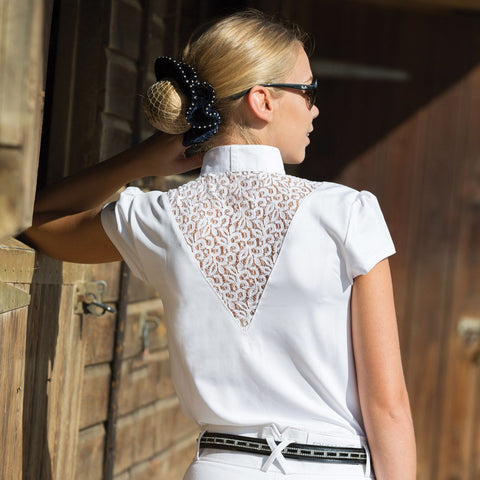 BELLA LACE COMPETITION SHIRT