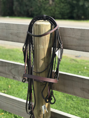 HINTERLAND Dolly double Bridle set up