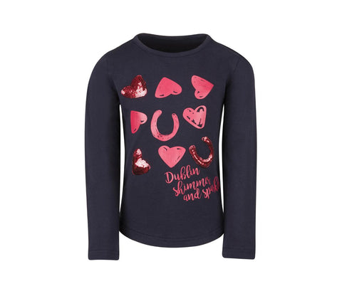 DUBLIN Moon long sleeve top