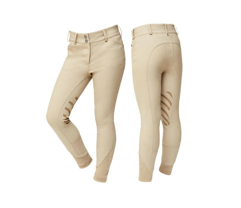 DUBLIN Prime gel knee patch breeches