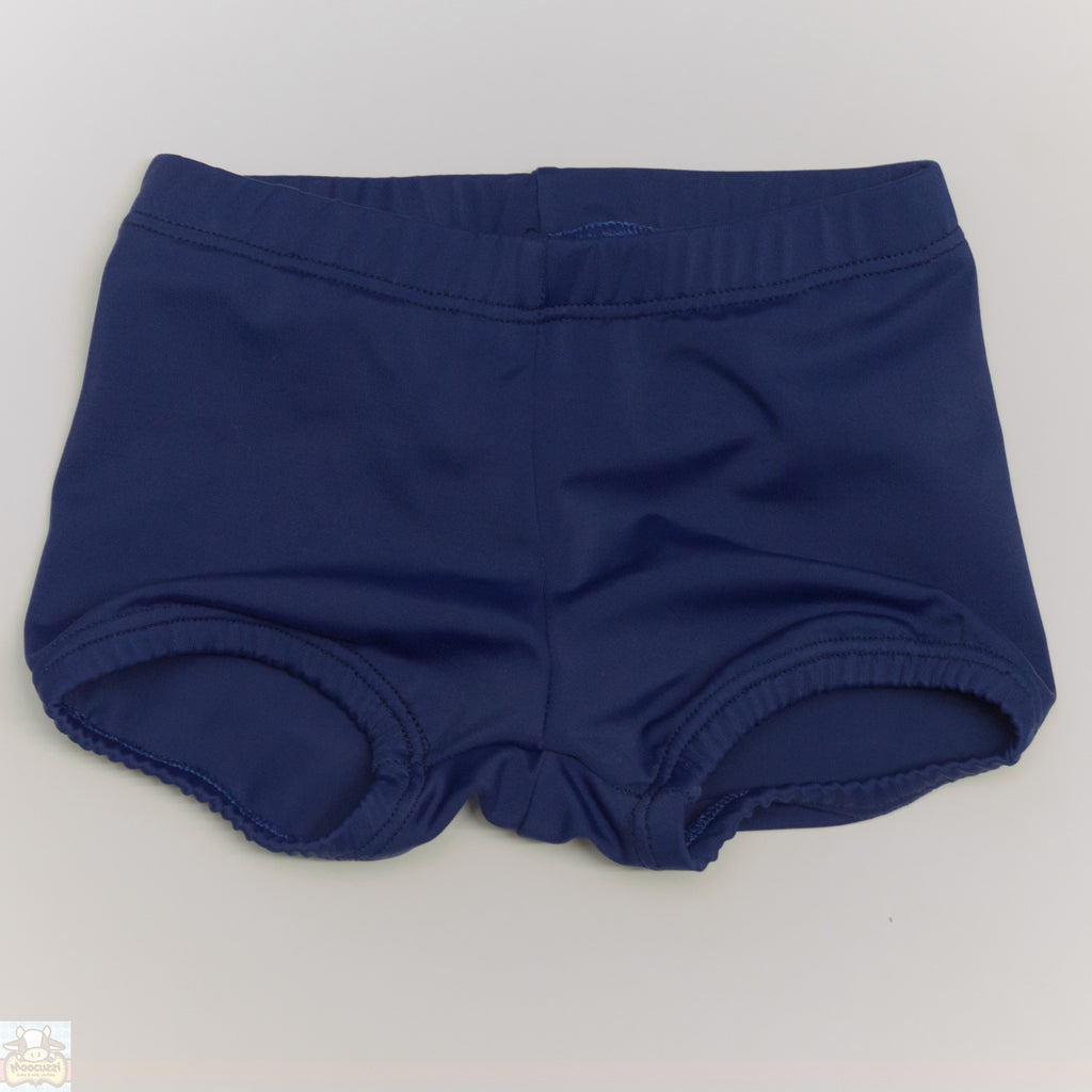 Navy Swim Shorts - Moocuzzi