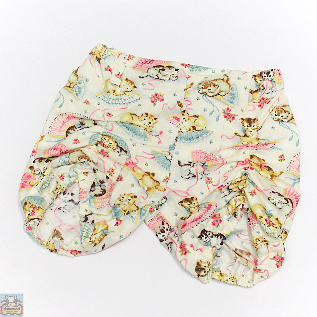 Puckered Bloomers - Oh Kitty - Moocuzzi
