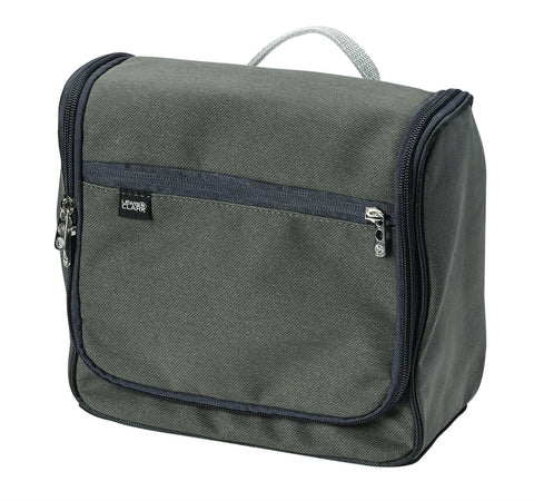 BRUSHED TWILL HANGING TOILETRY KIT #1502