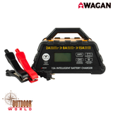#7407 - 15A Intelligent Battery Charger