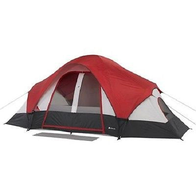 Ozark Trail 8-person cúpula carpa #WMT14168A