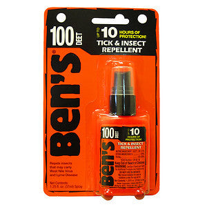 Ben`s #000214509 Tick & insect repellent