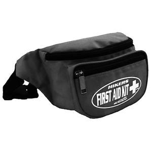 Elite First Aid FA130B Hiker's First Aid Kit - Black