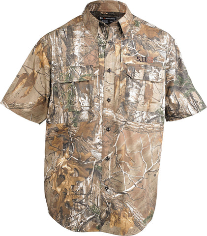 5.11 Tactical #71337 Real Tree Tac Lite S/S Shirt