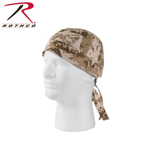 #5201 Rothco Digital Camo Headwrap