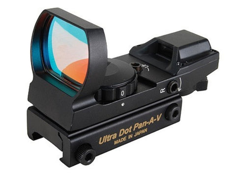 UltraDot Pan-A-V Reflex Red Dot Sight