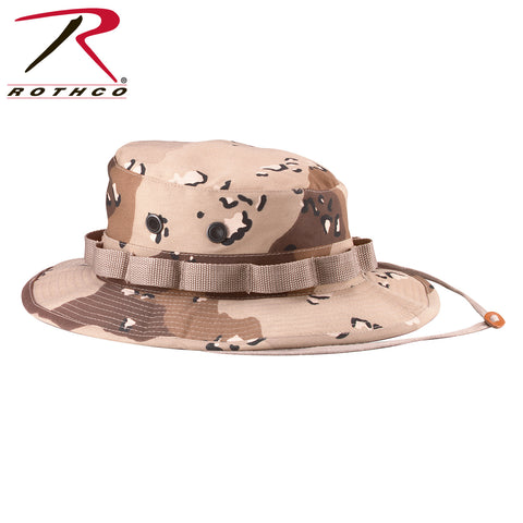 #5814 Rothco Camo Boonie Hat