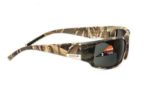 Bolle Sunglasses King Real Tree Max5 Polarized TNS Oleo AF Mike Waddell #2038