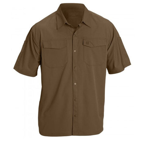 5.11 Tactical #71340 Freedom Flex Woven Short Sleeve Shirt