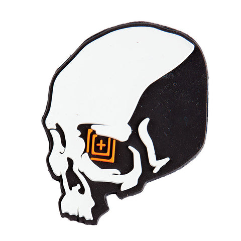 5.11 Tactical #81010 Skull Shot Patch