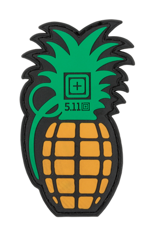 PINEAPPLE GRENADE PATCH 81250
