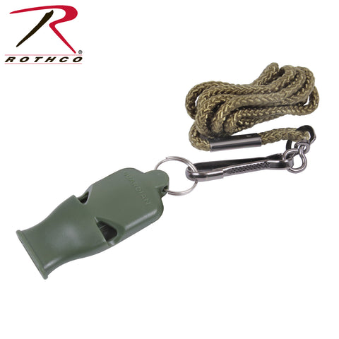 #8303 Rothco No Ball Safety Whistle