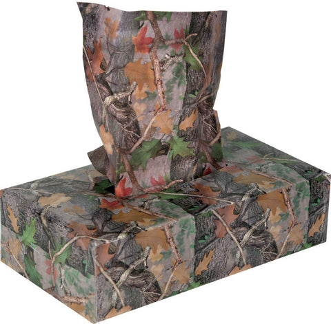 #834 Rivers Edge Camo Facial Tissue