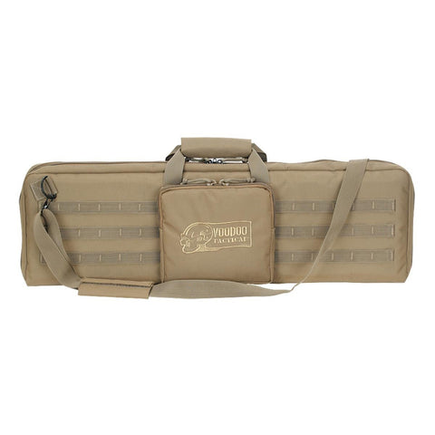 "Voodoo Tactical 15-0169 30"" Weapons Case w/Shoulder Strap Holds One Rifle Coyote"