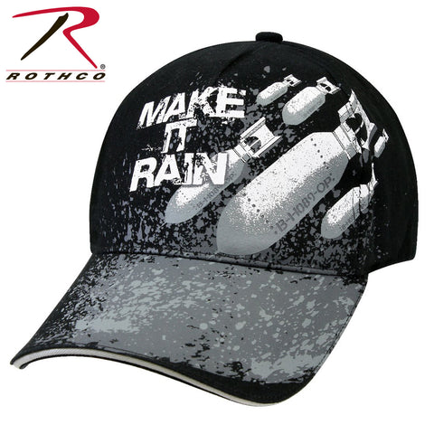 #9783 Rothco Deluxe Make It Rain Low Profile Cap