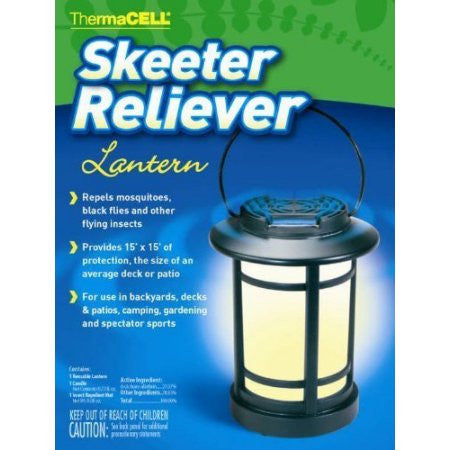 Thermacell SR-1 Skeeter Reliever Refill Pack