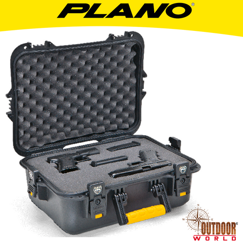 #108031 ALL WEATHER™ PISTOL CASE XL