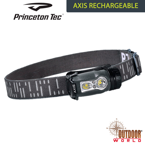 Axis Rechargeable Headlamp 450