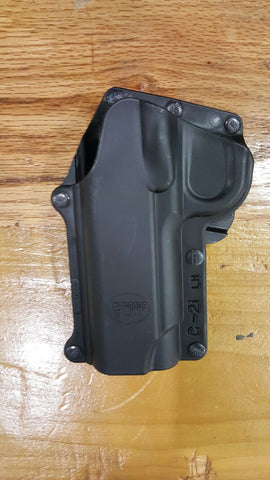 Fobus #GL-2 LH BH Left hand Belt Belt Holster for Glock 17/19