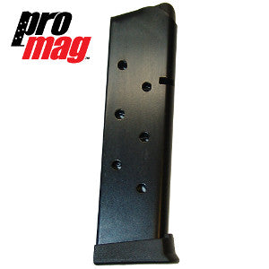 Pro Mag Col 03 1911 Government Model .45 ACP (8) RD Blue Steel