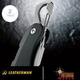 Leatherman #860011N Crater C33 Straight Blade Knif