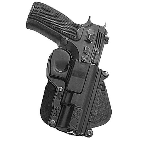 Fobus #CZ75  Paddle Holster