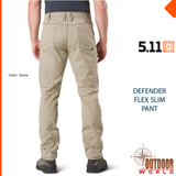 5.11 TACTICAL #74464 DEFENDER-FLEX SLIM PANT