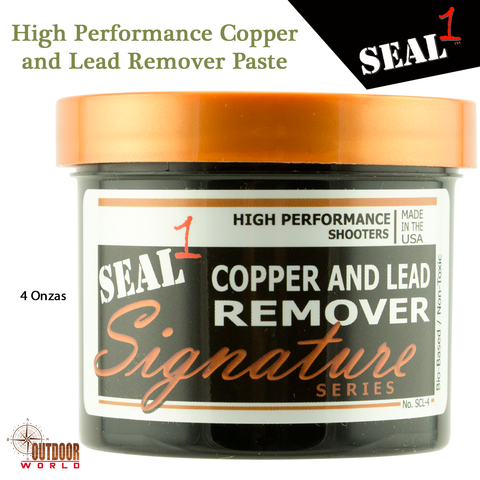 CL-4: Seal 1 High Performance Copper and Lead Remover Paste