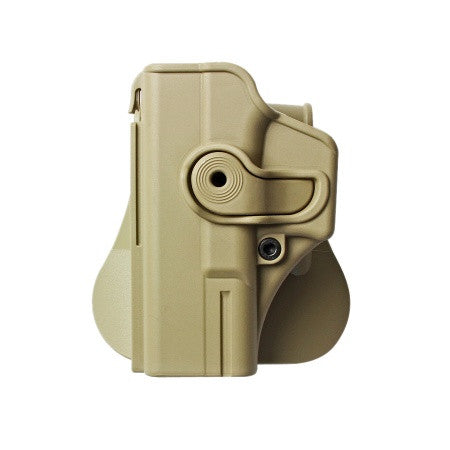 IMI-Z1020LH - New Polymer Retention Holster for Glock 19/23/25/28/32 - Left Handed Gen 4 Compatible
