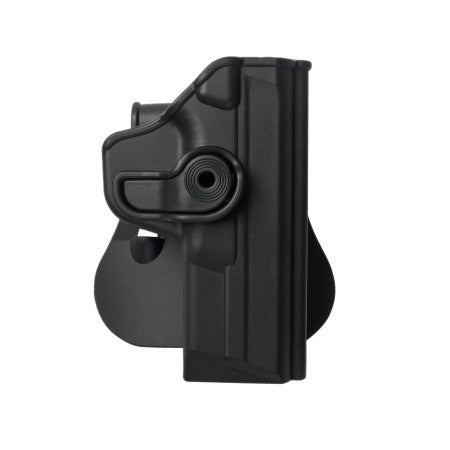 IMI-Z1120 Polymer Retention Roto Holster Fits Smith & Wesson (S&W) M&P FS / Compact (9mm/.40/.357)