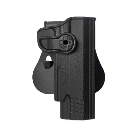 IMI-Z1130 - Polymer Retention Roto Holster For PT1911 & PT1911 With Rail