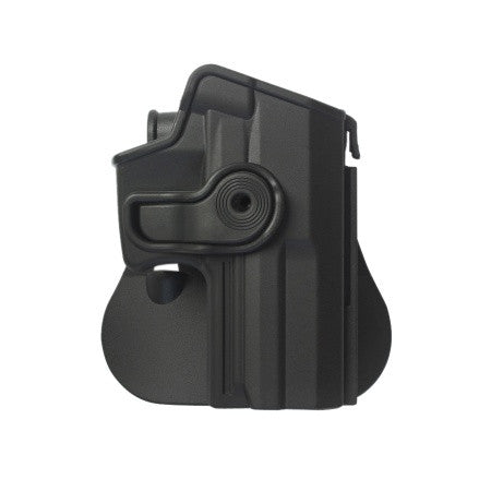 IMI-Z1140-Polymer Holster for Heckler & Koch USP Full-Size (9mm/.40)