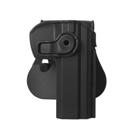 IMI-Z1340 Retention Roto Polymer Holster for CZ 75 SP-01 Shadow, CZ75 SP-01 Tactical, CZ75 Compact, CZ75 D Compact,CZ 75P-06