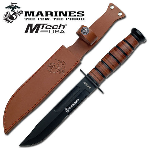 "MT-122MR FIXED BLADE KNIFE 12"" OVERALL"