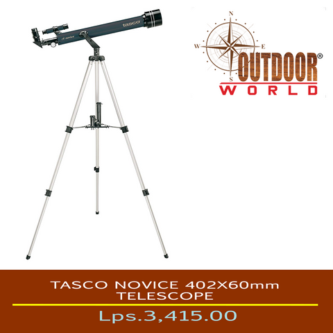 #30060402 Telescope Novice Telescopes - 402x 60mm