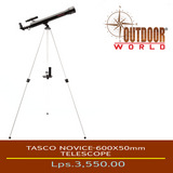 #30050600 Telescope Novice Telescopes - 600x 50mm