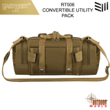 RT506  CONVERTIBLE UTILITY PACK