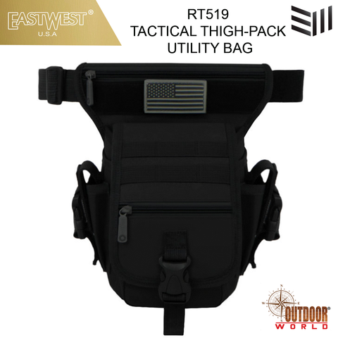 RT519  TACTICAL THIGH-PACK UTILITY BAG
