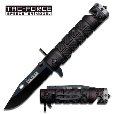TF-636BGY SPRING ASSISTED KNIFE