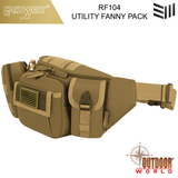 RF104  UTILITY FANNY PACK