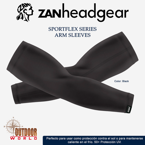 SportFlex™ Series, Black-MD