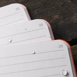 STAPLED NOTEBOOK #OR71FX