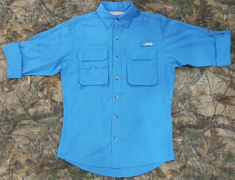 World Wide Sportsman #002048341 Nylon Angler Shirt
